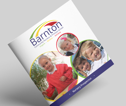 A picture of our prospectus
